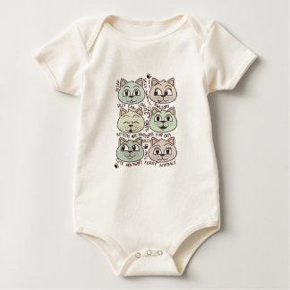Kattungar Body För Baby