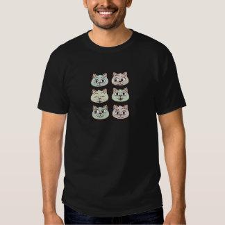 Kattungar T Shirts