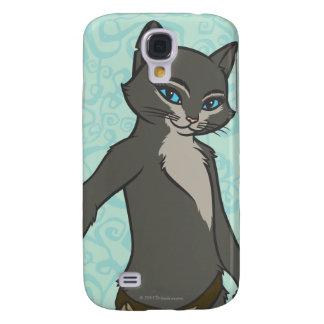 Kattunge Softpaws Galaxy S4 Fodral