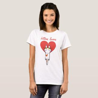 Kattungeälskare T-shirt