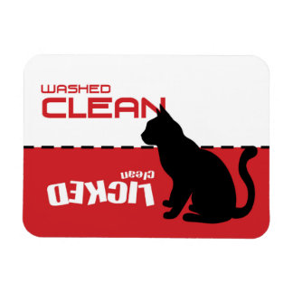 Kattungediskaremagnet - slickad rengöring magnet