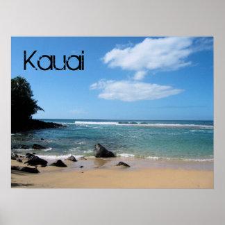 Kauai affisch