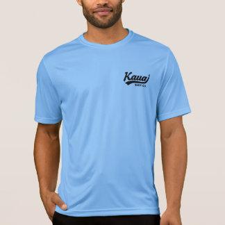 "Kauai surfa Co. ""Hav"" fuktighetsWicking skjorta Tee Shirt"