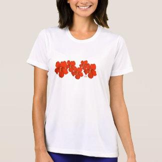 Kauai T-tröja~ samla i en klunga av röda Tee Shirts