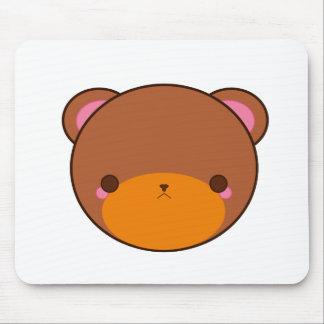 Kawaii björn musmatta