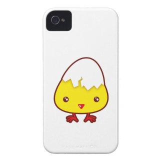 Kawaii chick iPhone 4 hud