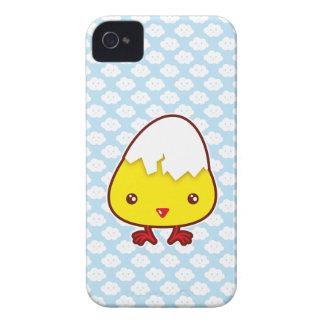 Kawaii chick Case-Mate iPhone 4 fodraler