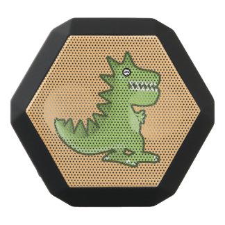Kawaii Dinosaur Svart Bluetooth Högtalare