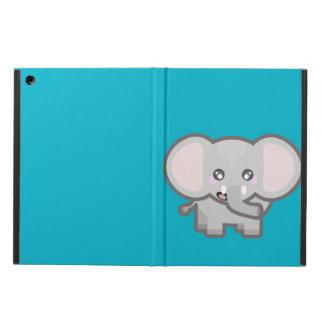 Kawaii elefant iPad air skydd