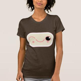 kawaii face tee shirt