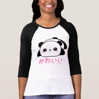 Kawaii (gullig) Panda T Shirts