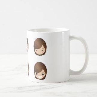 Kawaii Kaffemugg