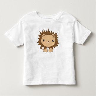 Kawaii lejon småbarnt-skjorta tee