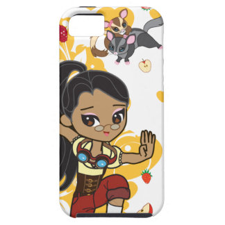 Kawaii Madison fodral för Steampunk Chibi iPhone 5 Tough iPhone 5 Fodral
