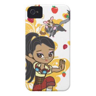 Kawaii Madison Steampunk Chibi 9700/9780 iPhone 4 Case