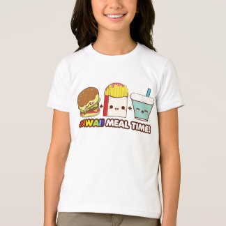 Kawaii mål Time T Shirts
