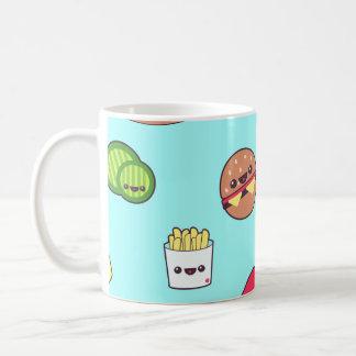 Kawaii matmugg kaffemugg
