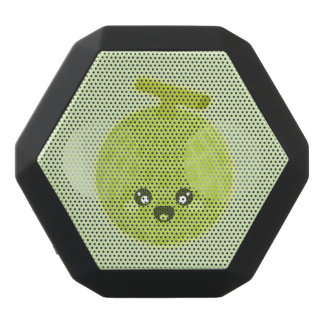 Kawaii melon svart bluetooth högtalare