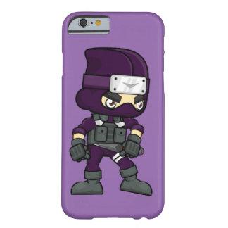 Kawaii Ninja pojke Barely There iPhone 6 Skal