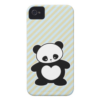 Kawaii panda iPhone 4 Case-Mate cases