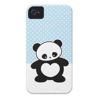 Kawaii panda iPhone 4 fodral
