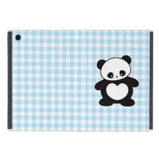 Kawaii panda iPad mini fodral