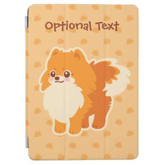 Kawaii Pomeranian tecknad hund iPad Air Skydd