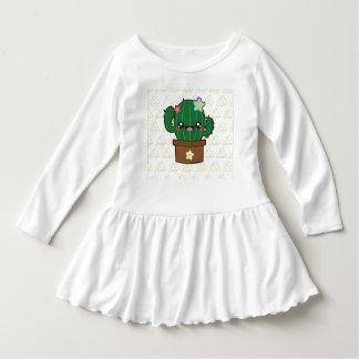 Kawaii, rolig och rolig kaktusskjorta för bebis tee shirt