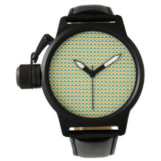 Kawaii söt gullig multifärgadColorfull regnbåge Armbandsur