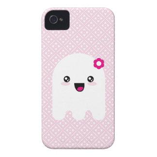 Kawaii spöke iPhone 4 hud