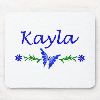 Kayla (blåttfjäril) musmatta