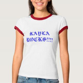KAYLA-STENAR!!!! T SHIRT