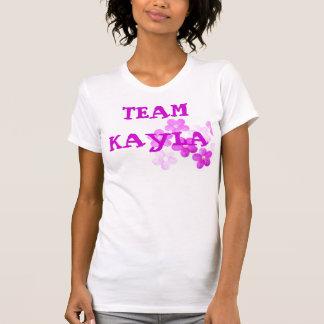 Kaylas födelsedagskjortor tröjor
