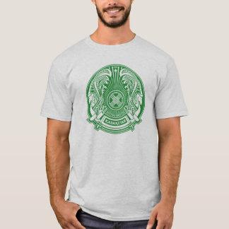 kazakhstan vapensköld t-shirts