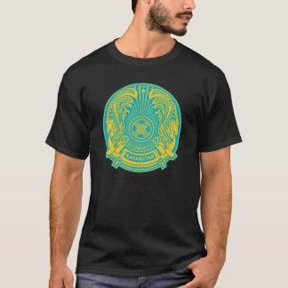 kazakhstan vapensköld tröja
