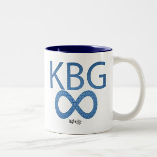 KBG-∞Keighleyboy grupp Två-Tonad Mugg