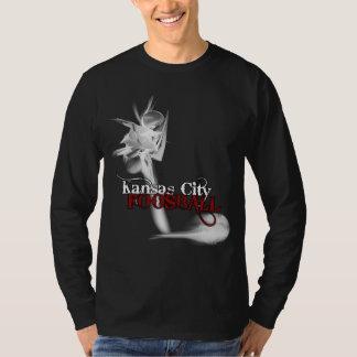 KC FOOSBALL - Design för mörka skjortor Tröja