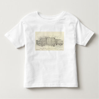 Kearny, Kalifornien och Sacramento västra sida T-shirt