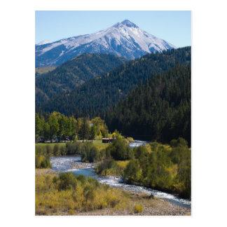 Kebler passerar, Colorado Vykort