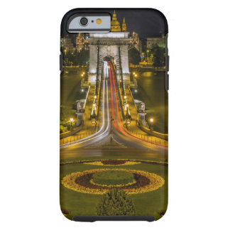 Kedja överbryggar den Budapest Ungern som jag Tough iPhone 6 Fodral