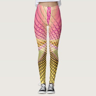 Kedjad melodi leggings