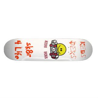 Keds Deks Sk8board Skateboard Bräda 20,5 Cm