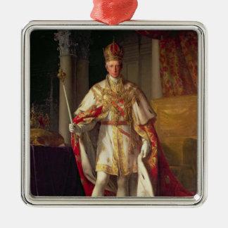 Kejsare Franz II av Österrike Julgransprydnad Metall