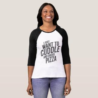 Kel och pizza t-shirt