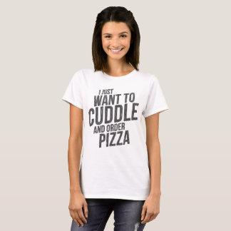 Kel och pizza tee shirt