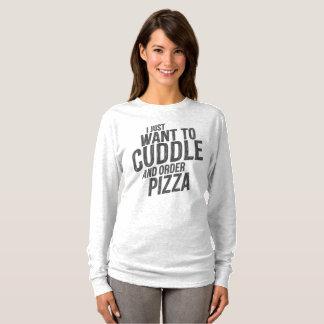 Kel och pizza tröja
