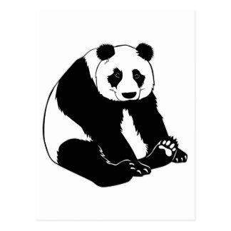 Kelig Pandabjörn Vykort