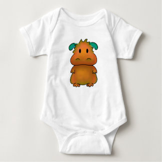Keligt monstertecken t-shirt