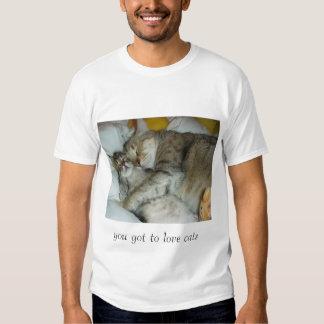 kelkatter t-shirts