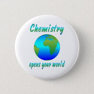 Kemi öppnar världar standard knapp rund 5.7 cm